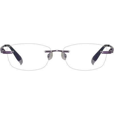 Rimless Eyeglasses 134156-c