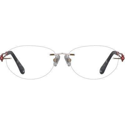 Rimless Eyeglasses 134161-c