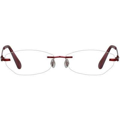 Rimless Eyeglasses 134163-c