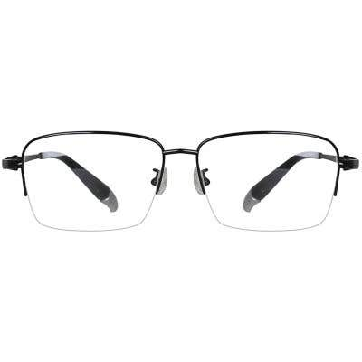 Rectangle Eyeglasses 134171-c