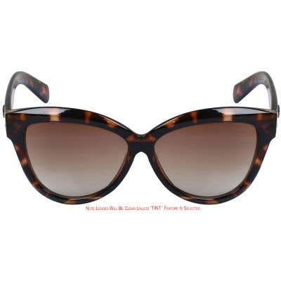 Cat Eye Eyeglasses 134216-c