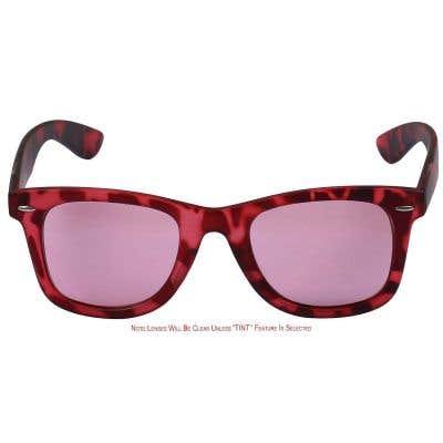 Rectangle Eyeglasses 134420-c