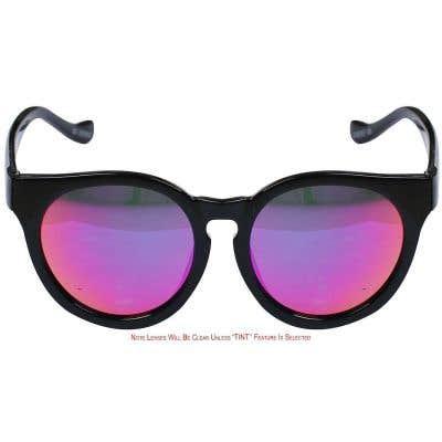 Round Eyeglasses 134478-c