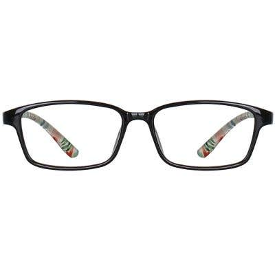 Rectangle Eyeglasses 134660-c