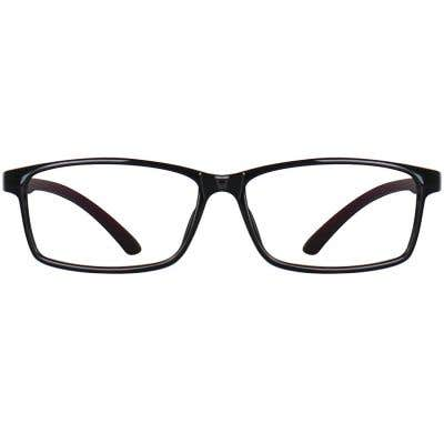 Rectangle Eyeglasses 134692-c