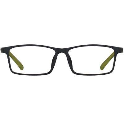 Rectangle Eyeglasses 134739-c