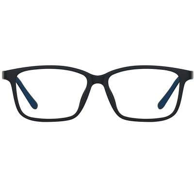 Rectangle Eyeglasses 134748-c