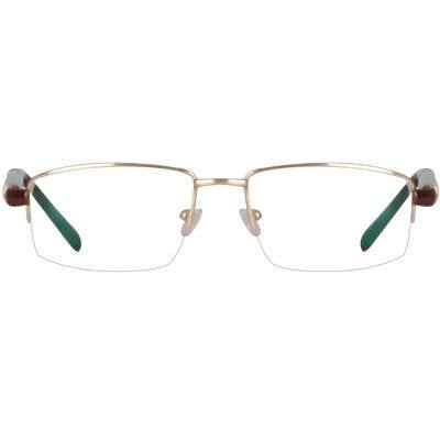 Rectangle Eyeglasses 134781-c