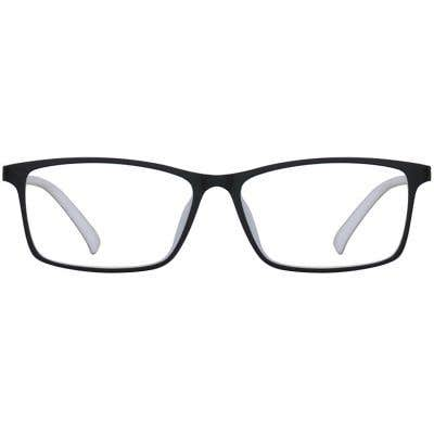 Rectangle Eyeglasses 134836-c