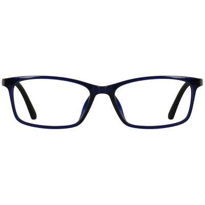Rectangle Eyeglasses 134865-c