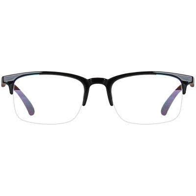 Rectangle Eyeglasses 134887-c