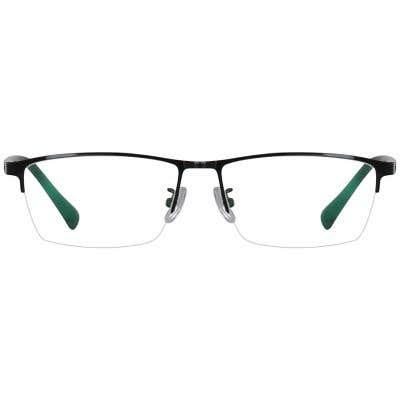 Rectangle Eyeglasses 134904-c