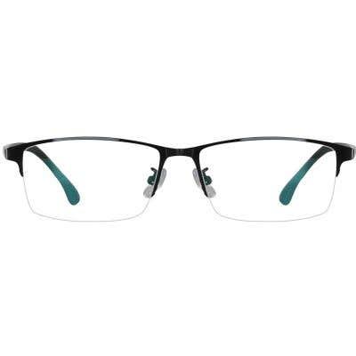 Rectangle Eyeglasses 134918-c