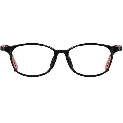 Rectangle Eyeglasses 134980--c