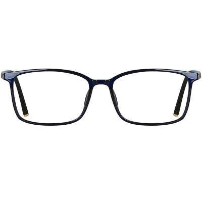 Rectangle Eyeglasses 135001-c