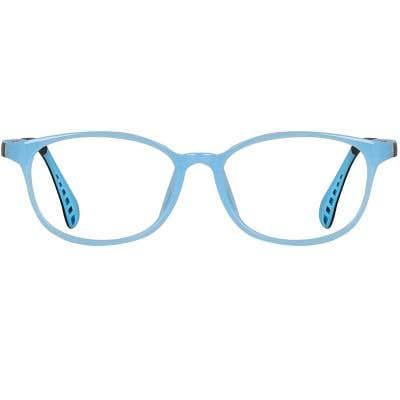 Rectangle Eyeglasses 135024-c