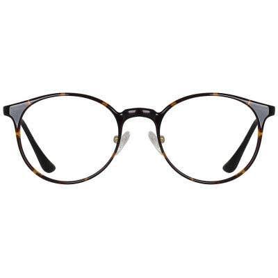 Round Eyeglasses 135034-c