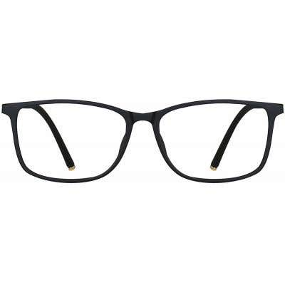 Rectangle Eyeglasses 135101-c
