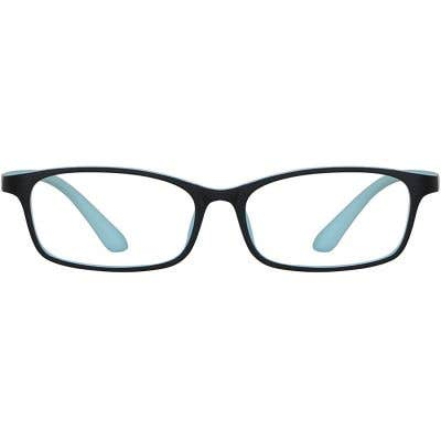 Rectangle Eyeglasses 135164-c