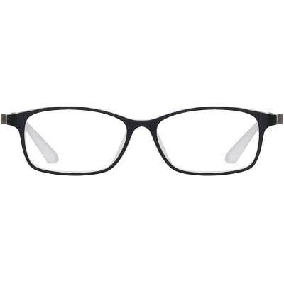 Rectangle Eyeglasses 135168-c