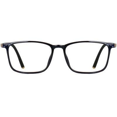 Rectangle Eyeglasses 135211-c