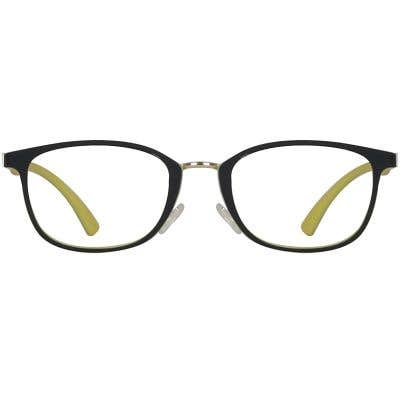 Rectangle Eyeglasses 135233-c