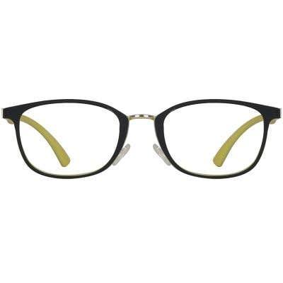 Rectangle Eyeglasses 135233-c