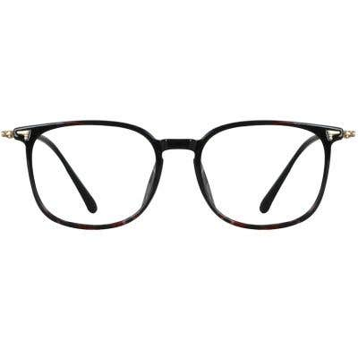 Rectangle Eyeglasses 135244-c