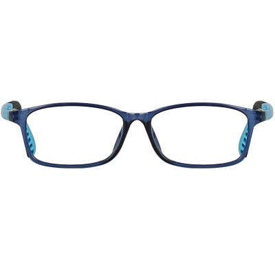 Rectangle Eyeglasses 135297-c