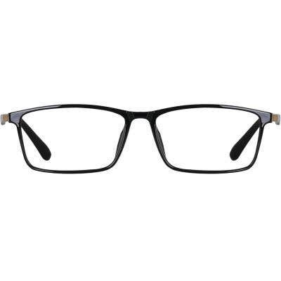 Rectangle Eyeglasses 135301-c