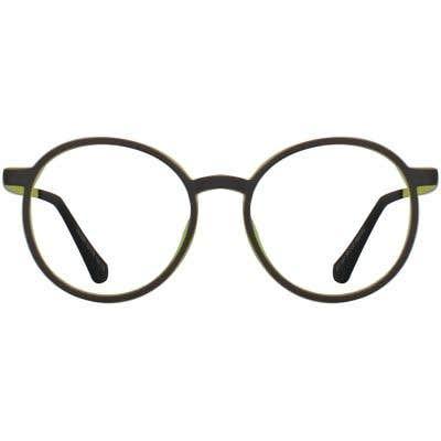 Round Eyeglasses 135333-c