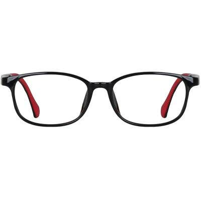 Rectangle Eyeglasses 135360-c