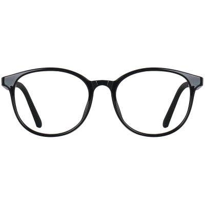 Round Eyeglasses 135409-c