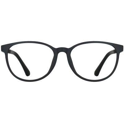 Oval Eyeglasses 135428