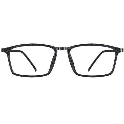 Rectangle Eyeglasses 135514-c