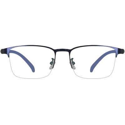 Rectangle Eyeglasses 135529-c