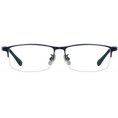 Rectangle Eyeglasses 135542