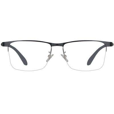 Rectangle Eyeglasses 135543