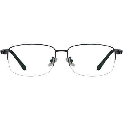 Rectangle Eyeglasses 135545