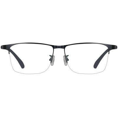 Rectangle Eyeglasses 135546