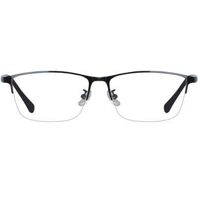 Rectangle Eyeglasses 135562-c
