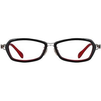 Rectangle Eyeglasses 135608-c