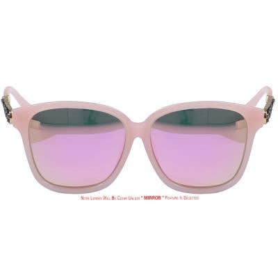 Rectangle Eyeglasses 135634-c
