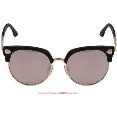 Browline Eyeglasses 135671-c