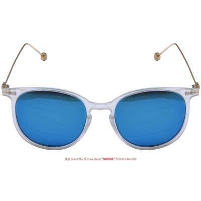 Round Eyeglasses 135679-c