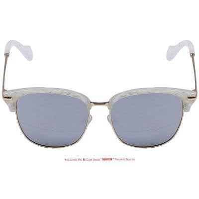 Browline Eyeglasses 135687-c