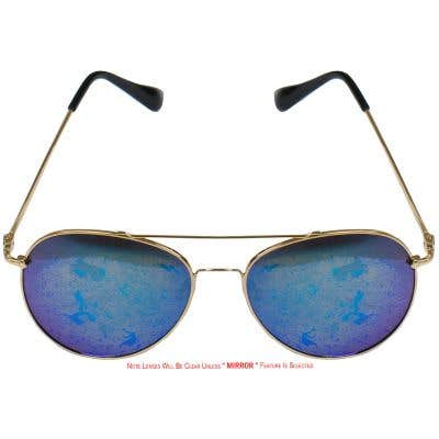 Pilot Eyeglasses 135701-c