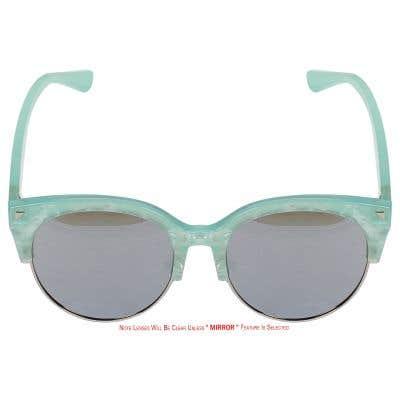 Browline Eyeglasses 135720-c