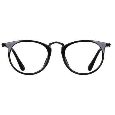 Round Eyeglasses 135739-c