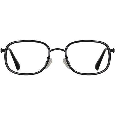 Rectangle Eyeglasses 135780